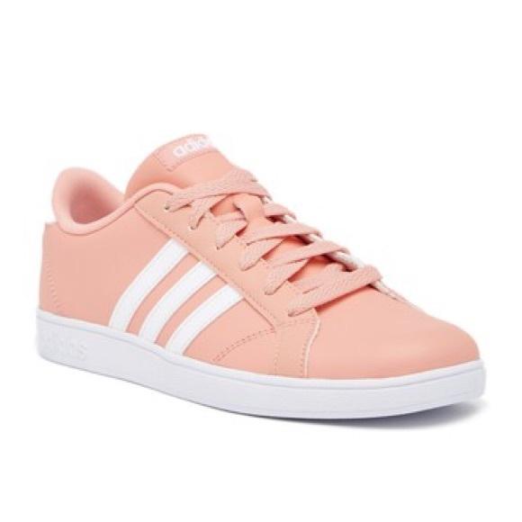 Adidas Baseline Leather Kids Sneakers